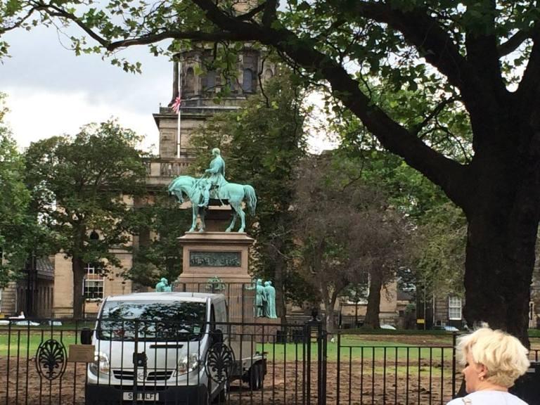 Prince Albert Statue